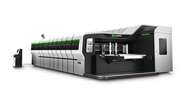 Mechanical Corrugated Cardboard Sheet Cutter